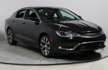 2016 Chrysler 200 C TOIT CUIR BLUETOOTH MAGS #0