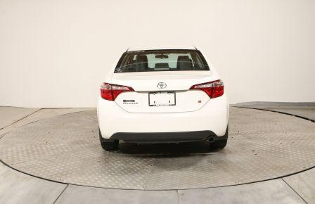 2016 Toyota Corolla S AUTO AC GRP ELEC BLUETOOTH #0