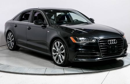 2012 Audi A6 3.0T SLINE TOIT CUIR BLUETOOTH MAGS #0
