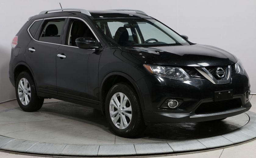 2016 Nissan Rogue SV AWD A/C TOIT BLUETOOTH MAGS #0