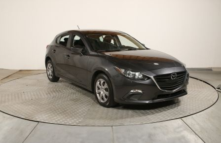 2014 Mazda 3 GX-SKYACTIVE SPORT AUTO A/C GR ELECT BLUETHOOT #0