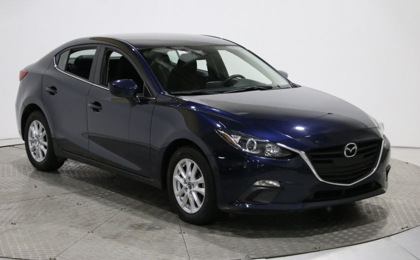 2016 Mazda 3 GS AUTO AC BLUETOOTH #0