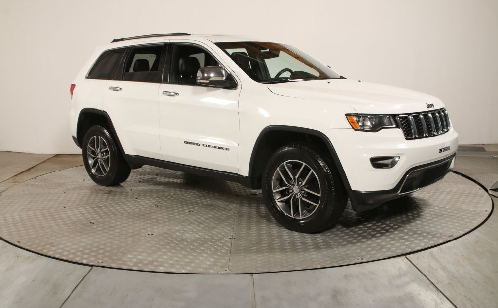 2017 Jeep Grand Cherokee Limited 4X4 CUIR TOIT #0