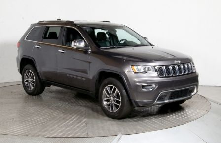 2017 Jeep Grand Cherokee Limited 4x4 TOIT CUIR BLUETOOTH #0