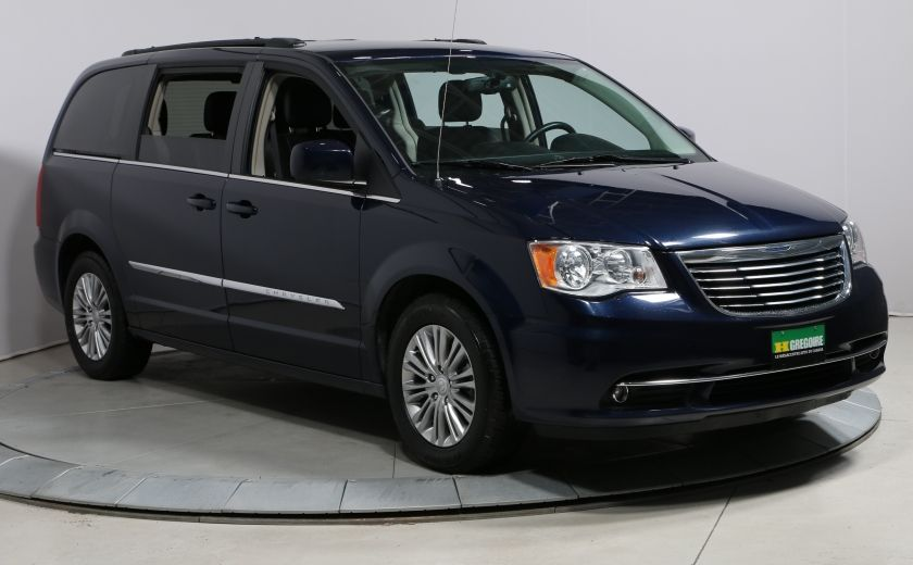 2016 Chrysler Town And Country Touring AUTO A/C CUIR MAGS DVD STOW'N GO #0