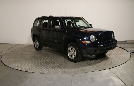 2013 Jeep Patriot NORTH CUIR BAS KILOMETRAGE #0