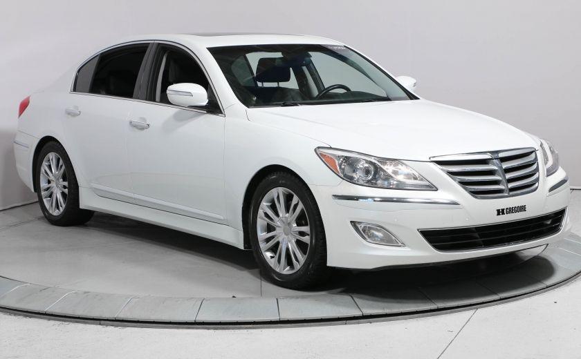 2012 Hyundai Genesis PREMIUM A/C CUIR TOIT MAGS #0