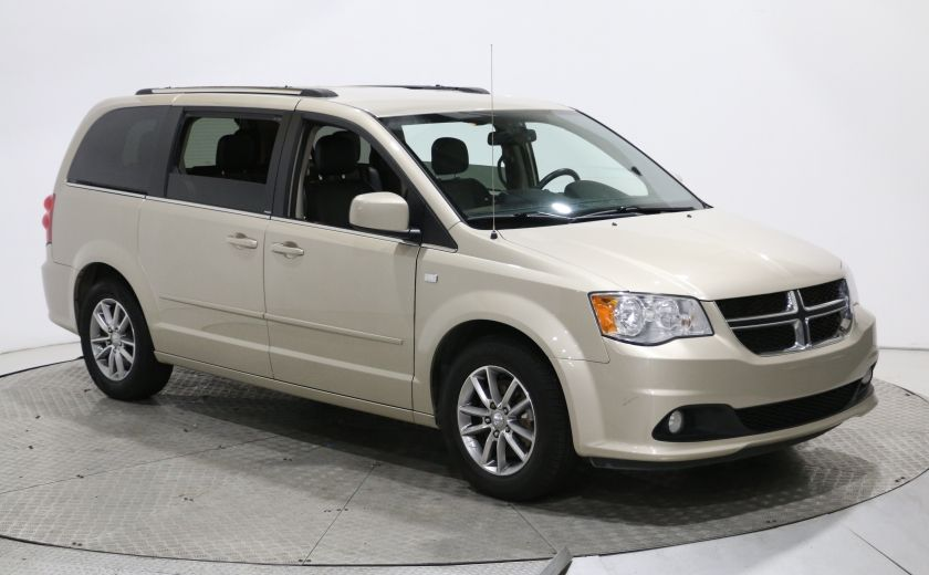 2014 Dodge GR Caravan 30th Anniversary DVD MAGS STOW N GO 7 PASSAGERS #0