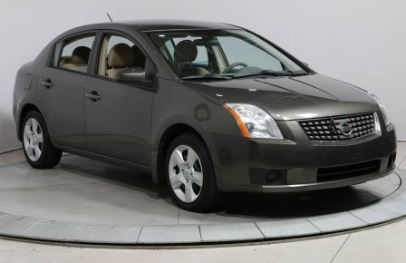 2007 Nissan Sentra 2.0 S A/C GR ÉLECT #0