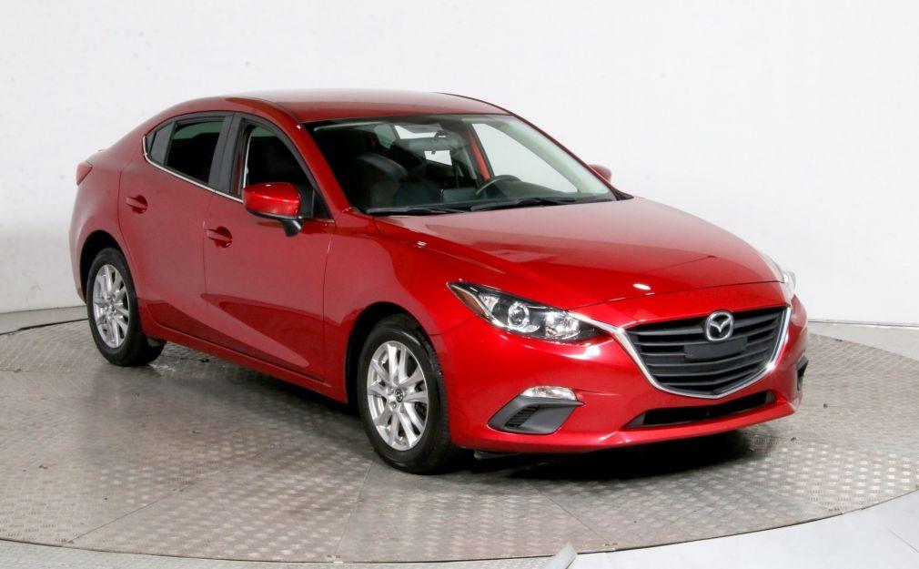 2015 Mazda 3 GS A/C MAGS CAM DE RECULE BLUETOOTH #0