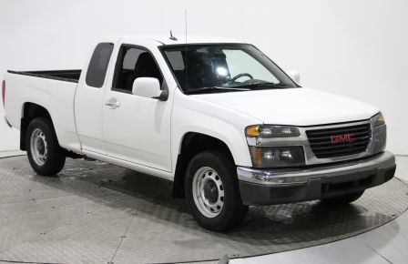 2010 GMC Canyon SLE A/C KING CAB #0