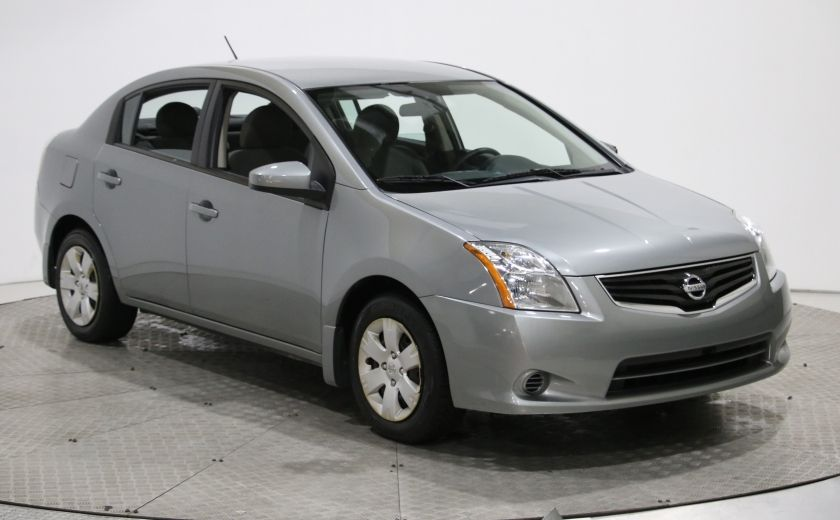 2010 Nissan Sentra 2.0 AUTOMATIQUE A/C #0