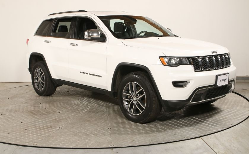 2017 Jeep Grand Cherokee Limited 4 WD CUIR TOIT #0