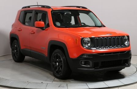 2015 Jeep Renegade NORTH A/C GR ELECTRIQUE MAGS #0