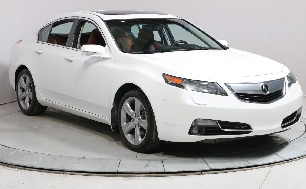 2013 Acura TL SH-AWD TOIT CUIR BLUETOOTH MAGS #0