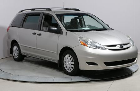 2008 Toyota Sienna CE AUTO A/C GR ELECT 7 PASSAGERS #0