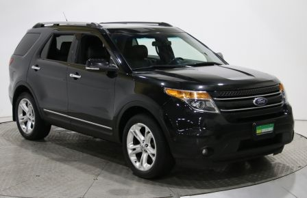 2011 Ford Explorer Limited AWD CUIR TOIT MAGS CAM DE RECULE #0