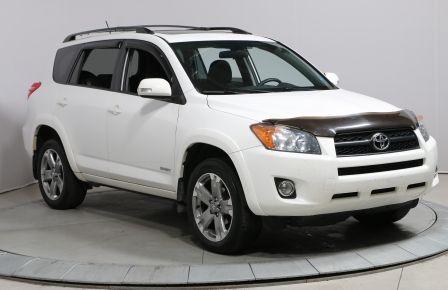 2010 Toyota Rav 4 SPORT 4WD AUTO A/C TOIT MAGS #0