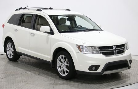 2012 Dodge Journey R/T AWD AUTO A/C CUIR MAGS 7 PASSAGERS #0