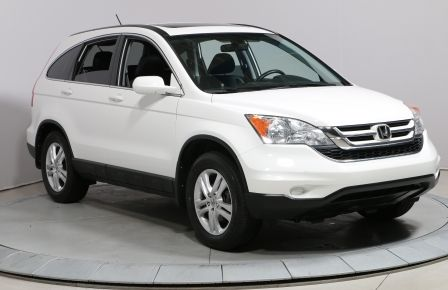 2011 Honda CRV EX-L 4WD A/C TOIT CUIR MAGS #0