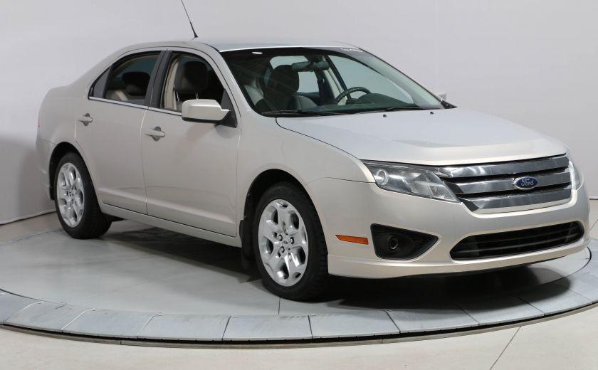 2010 Ford Fusion SE AUTO A/C GR ELECT #0