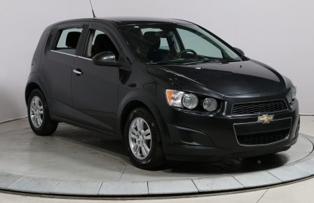 2013 Chevrolet Sonic LT AUTO A/C BLUETOOTH MAGS #0