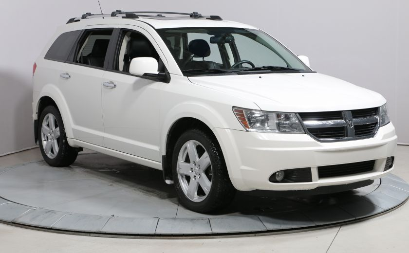 2010 Dodge Journey R/T A/C GR ELECT CUIR MAGS #0