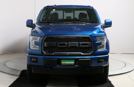2017 Ford F150 Lariat 4WD CUIR TOIT NAVIGATION CAM.RECUL MAGS #0