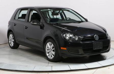 2013 Volkswagen Golf Comfortline AUTO A/C TOIT MAGS BLUETOOTH #0