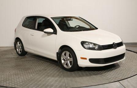 2012 Volkswagen Golf Trendline 2 PORTE AUTO AC #0