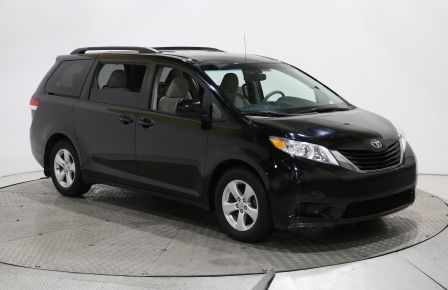 2014 Toyota Sienna LE AUTO A/C MAGS BLUETOOTH 8PASSAGERS #0