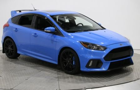 2016 Ford Focus RS TURBO AWD TOIT MAGS CAM DE RECULE BLUETOOTH #0