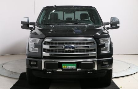 2015 Ford F150 Platinum 4WD CUIR TOIT NAVIGATION CAM.RECUL MAGS #0