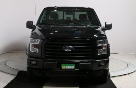 2016 Ford F150 XLT SPORT 4WD AC TOIT MAGS CAM.RECUL #0