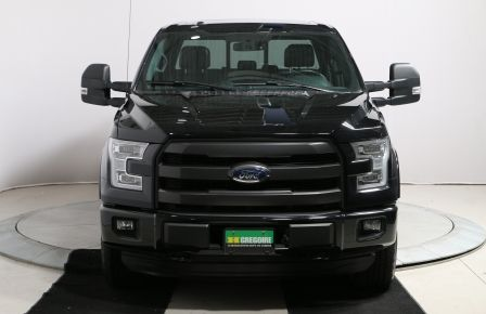 2016 Ford F150 Lariat 4WD CUIR TOIT NAVIGATION CAM.RECUL MAGS #0
