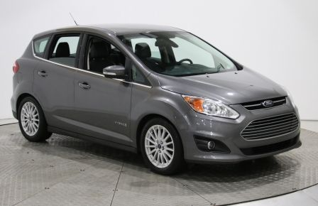 2013 Ford C MAX HYBRIDE SEL AUTO A/C CUIR GR ÉLECT MAGS #0