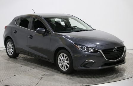 2015 Mazda 3 GS AUTO A/C MAGS CAM DE RECULE BLUETOOTH #0