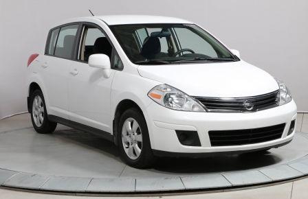 2012 Nissan Versa SL A/C GR ELECT MAGS #0
