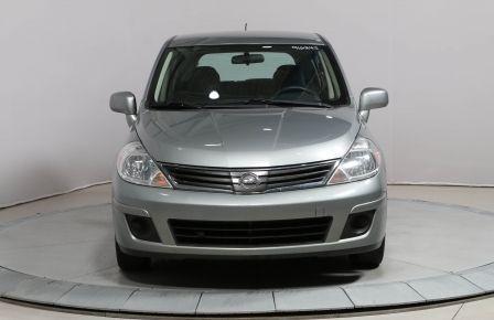 2010 Nissan Versa S #0