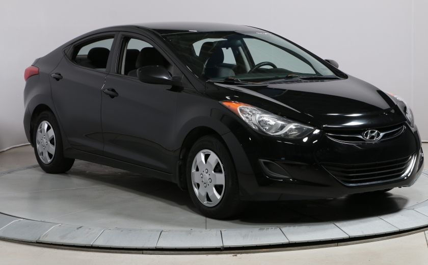 2011 Hyundai Elantra L A/C GR ELECT #0