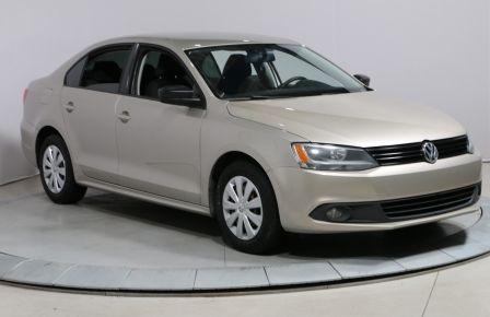 2012 Volkswagen Jetta TRENDLINE + AUTO A/C #0