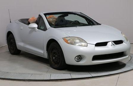 2007 Mitsubishi Eclipse GT-P CONVERTIBLE A/C MAGS #0