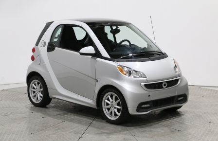 2014 Smart Fortwo ELECTRIQUE AUTO A/C NAV TOIT PANO MAGS #0