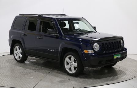 2013 Jeep Patriot SPORT AUTO A/C MAGS #0