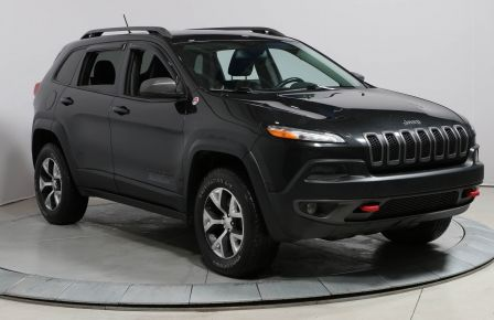 2015 Jeep Cherokee Trailhawk 4WD AUTO AC GR ELECT NAV MAGS BLUETOOTH #0