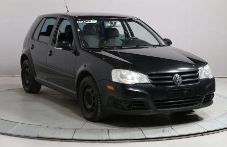 2010 Volkswagen Golf 4dr HB Man A/C GR ELECT #0