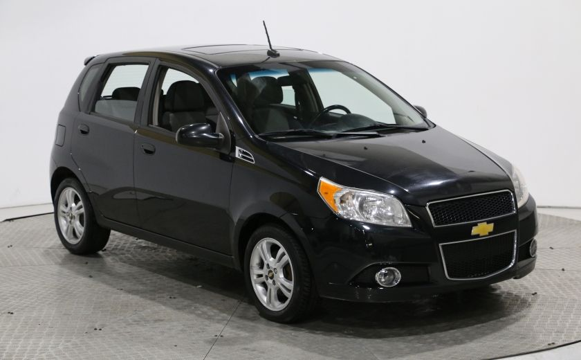2010 Chevrolet Aveo LT A/C GR ÉLECT TOIT OUVRANT MAGS #0