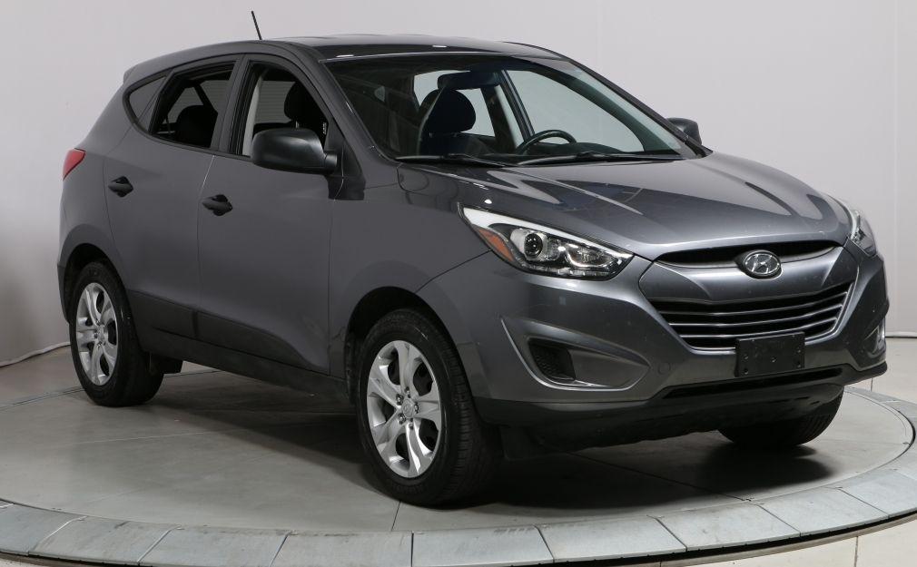 2014 Hyundai Tucson GL AWD AUTO A/C GR ELECT BLUETHOOT #0