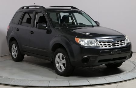 2011 Subaru Forester AUTO A/C GR ELECT MAGS #0