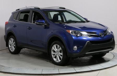 2015 Toyota Rav 4 AWD Limited GPS Toit Cuir Bluetooth CAM/USB #0